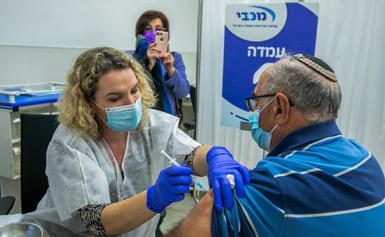 Một nửa dân số Israel đã tiêm đủ 2 mũi vaccine COVID-19