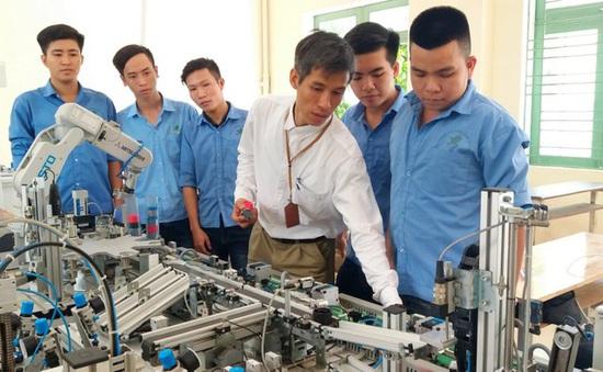 Phát triển giáo dục nghề nghiệp đáp ứng yêu cầu nâng cao chất lượng nguồn nhân lực