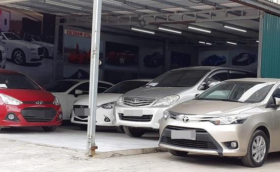 """Hà Nội: Dịch vụ cho thuê xe Tết bất ngờ lâm cảnh """"chợ chiều"""""""
