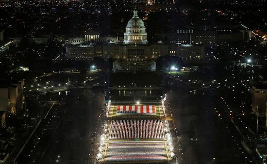 Nước Mỹ trước giờ phút chuyển giao quyền lực giữa hai đời Tổng thống
