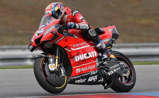 Ducati đạt thỏa thuận gia hạn hợp đồng với MotoGP