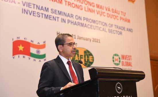 Ấn Độ tiêm vaccine ngừa COVID-19 tự sản xuất quy mô lớn nhất lịch sử