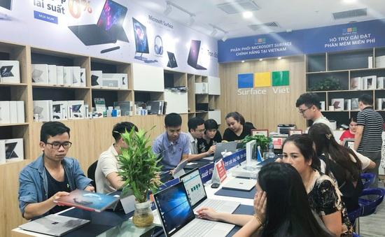 Surface Việt: Hệ thống bán lẻ laptop Microsoft Surface uy tín