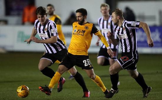 Wolverhampton giành quyền vào vòng 5 FA Cup