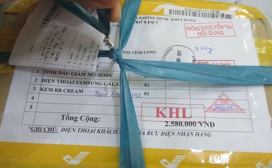 Cảnh báo hình thức lừa đảo mới qua đường bưu điện