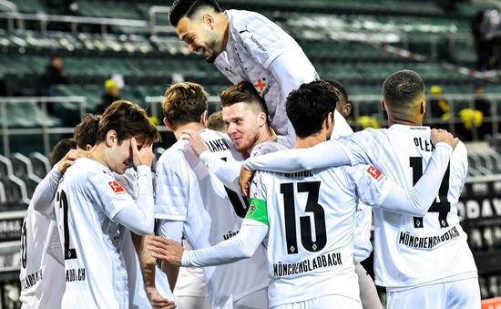 M'gladbach 4-2 Borussia Dortmund: Chiến thắng thuyết phục