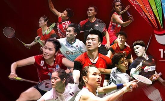 Giải cầu lông Thái Lan mở rộng: Các tay vợt mạnh giành quyền vào bán kết