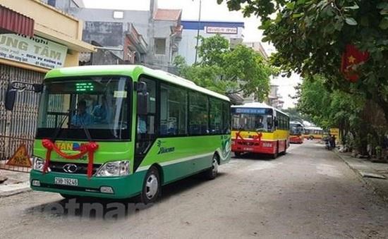 Hà Nội mở thêm 4 tuyến bus mới ra ngoại thành từ ngày 1/2