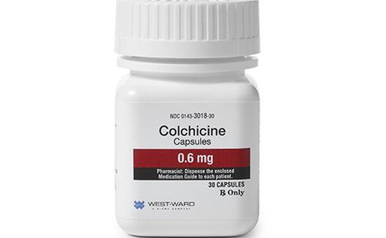 Thuốc kháng viêm Colchicine đem lại hy vọng cho cuộc chiến chống COVID-19