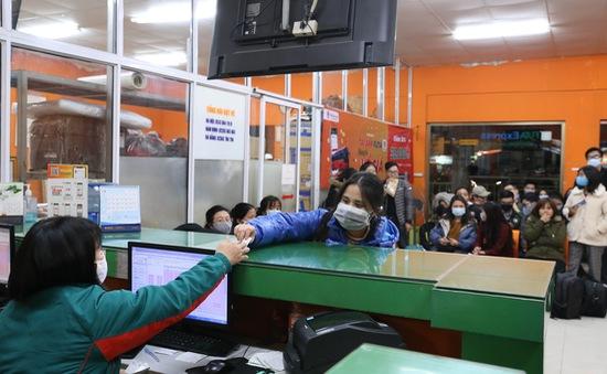 Website bình ổn giá vé xe Tết Nguyên đán Tân Sửu 2021