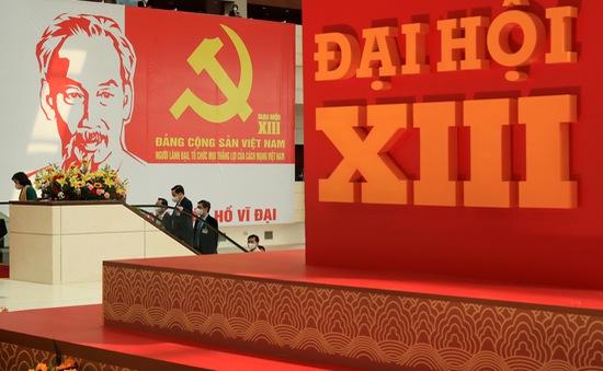 Đoàn Chủ tịch thông báo tổng hợp danh sách ứng cử, đề cử Ban Chấp hành Trung ương Đảng