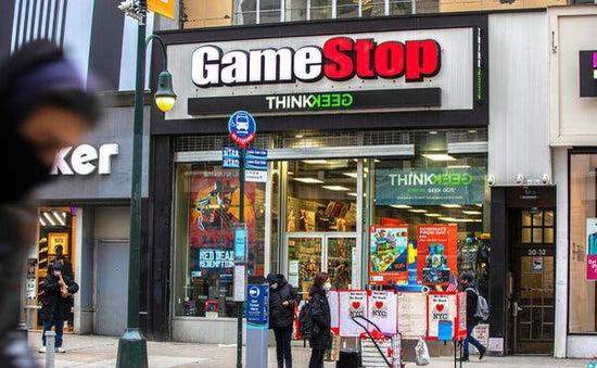 """Sói già phố Wall """"ôm hận"""" trước GameStop: Khi """"David hạ đo ván Goliath"""""""