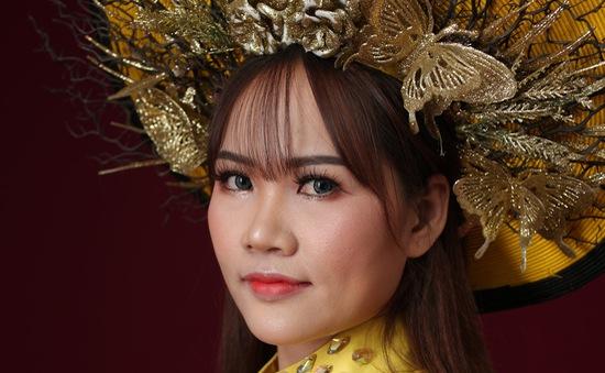 Nhà Thiết Kế Thời trang Xuân Nguyễn thổi hồn vào áo dài