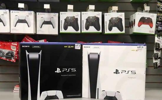 Hỗn loạn vì tranh nhau mua máy chơi game PlayStation 5 tại Nhật Bản