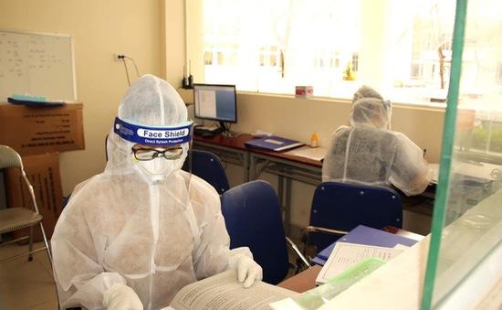 Hà Nội phát hiện thêm 2 ca dương tính với SARS-CoV-2 ở Mê Linh, Nam Từ Liêm