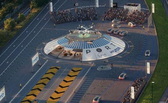 Anh công bố sân bay đầu tiên cho ô tô bay