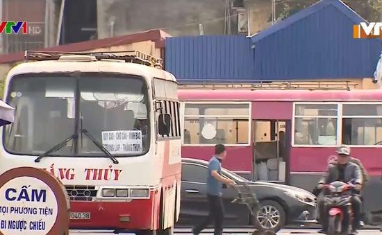 Chuyển luồng tuyến xe khách ở Hải Phòng: Nhà xe kêu gấp nhưng chủ trương đã có cả năm