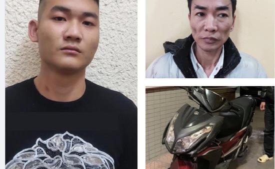 Báo động tình trạng trộm cắp xe máy cận Tết Nguyên đán