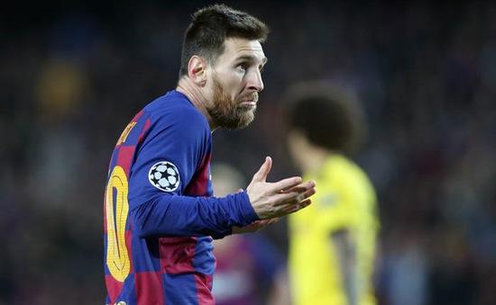 Vì Messi, Barcelona có thể mua nhượng quyền 1 đội bóng MLS