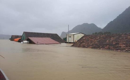 Hỗ trợ gần 90 tỷ đồng cho 5 địa phương bị thiệt hại do thiên tai
