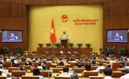 Quốc hội không ngừng đổi mới để xứng đáng với sự ủy thác của nhân dân