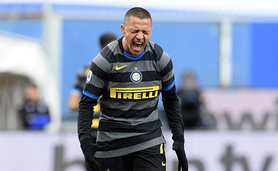 Thảm họa Sanchez, Inter Milan đứt mạch bất bại