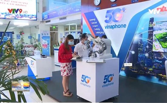 TP.HCM: Miễn phí trải nghiệm nhiều ứng dụng từ mạng 5G