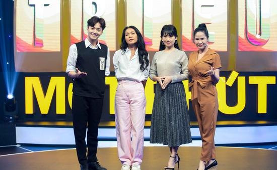 """Mỹ Uyên, Đào Vân Anh và Đinh Y Nhung """"chị chị em em"""" đối đầu trong """"100 Triệu 1 phút"""""""