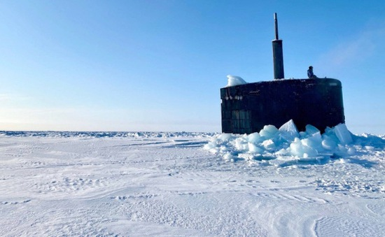 Mỹ - Nga cạnh tranh ảnh hưởng tại Bắc Cực