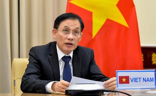 Việt Nam ưu tiên hợp tác với LHQ, các tổ chức khu vực để ngăn xung đột