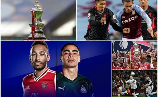 Vòng 3 FA Cup: Liverpool gặp thách thức Aston Villa, Arsenal đối đầu Newcastle