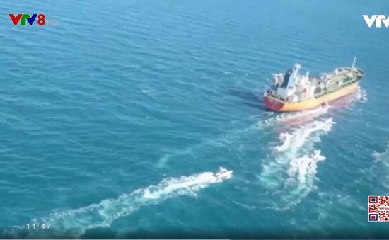 Hàn Quốc giải quyết vụ tàu chở dầu bị Iran bắt giữ