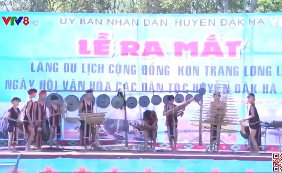 Kon Tum: Ra mắt làng du lịch cộng đồng văn hóa Kon Trang Long Loi