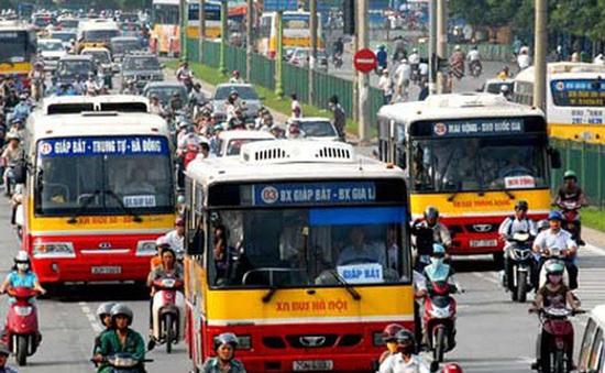 Xe bus Hà Nội có nguy cơ dừng hoạt động