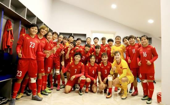 Đội tuyển nữ Việt Nam kết thúc thành công chuyến thi đấu duy nhất trong năm 2021