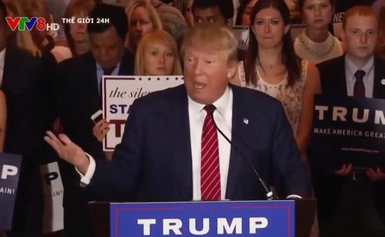 Ông Donald Trump công bố mạng xã hội riêng