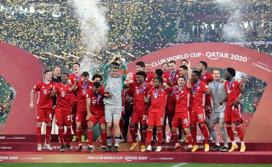 Vô địch FIFA Club World Cup, Bayern hoàn thành cú ăn 6 lịch sử