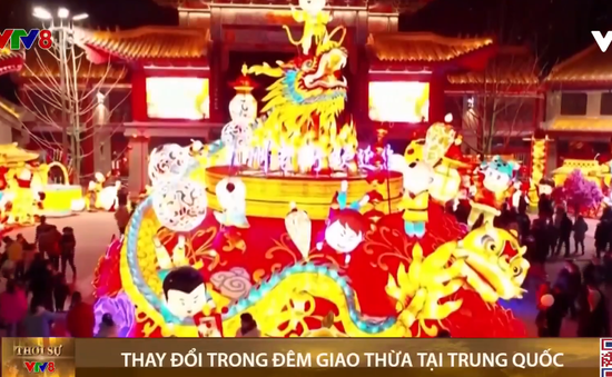 Trung Quốc: Thay đổi trong đêm giao thừa