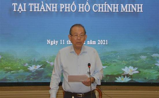 TP Hồ Chí Minh kiểm soát chặt chẽ dịch COVID-19