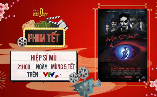 """21h hôm nay (16/2) trên VTVGo: """"Hiệp sĩ mù"""" của Đàm Vĩnh Hưng gặp khán giả"""