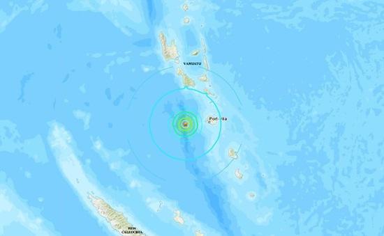 Hứng chịu động đất mạnh 6,7 độ, thủ đô Port Vila của Vanuatu rung chuyển