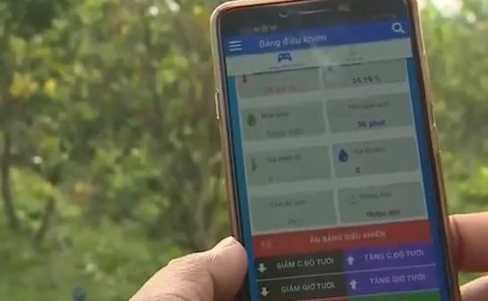 ĐBSCL ứng dụng công nghệ số vào sản xuất nông nghiệp