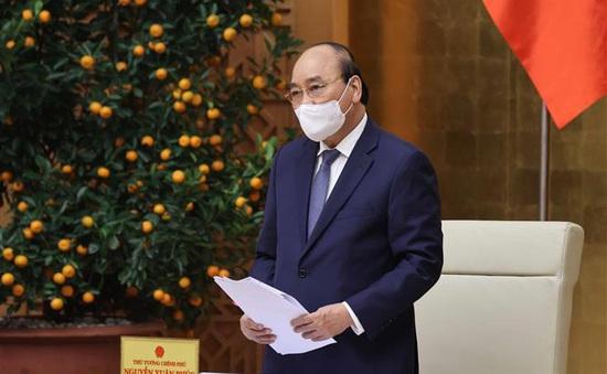 Thủ tướng: Không để tháng Giêng là tháng ăn chơi, vừa chống dịch vừa thực hiện Nghị quyết Đại hội XIII của Đảng
