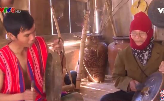 Kon Tum: đồng bào Giẻ Triêng giữ gìn bản sắc văn hóa dân tộc