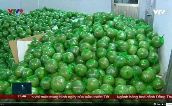 Ghi danh thương hiệu nông sản Việt