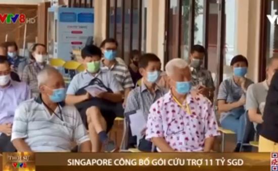 Singapore công bố gói cứu trợ COVID-19 11 tỷ SGD