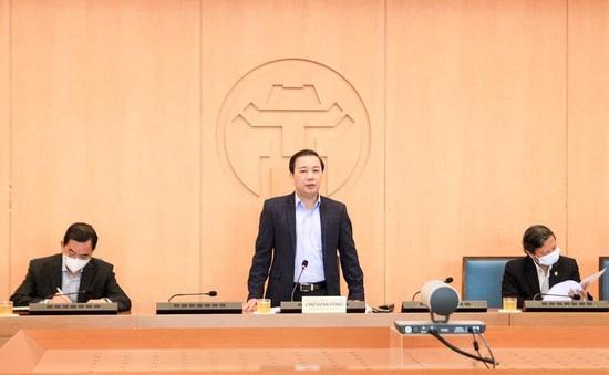 Hà Nội xử phạt nghiêm các trường hợp cố tình khai về từ Hải Dương để được xét nghiệm