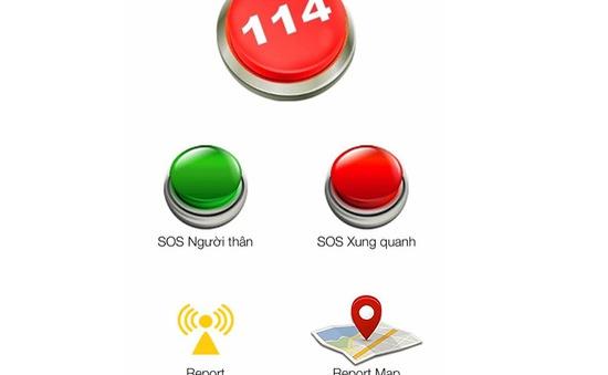 Thành phố Hồ Chí Minh triển khai ứng dụng thông minh báo cháy, nổ, sự cố