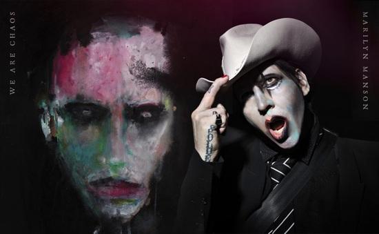 """Rocker Marilyn Manson bị hãng đĩa """"loại"""" sau cáo buộc bạo hành và lạm dụng"""