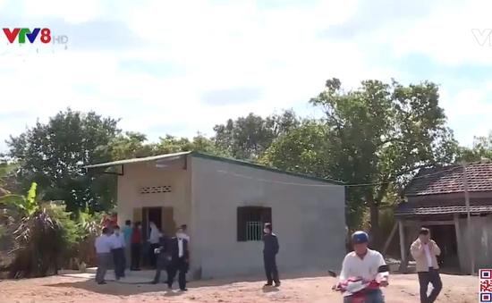 Đắk Lắk: Trao tặng nhà Đại đoàn kết